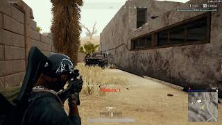 Убийство в автомобиле PLAYERUNKNOWN'S BATTLEGROUNDS