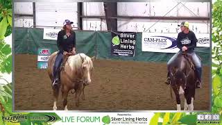 Ashley Schafer And Joy Wargo - Barrel Racing Tips And Live Demonstration
