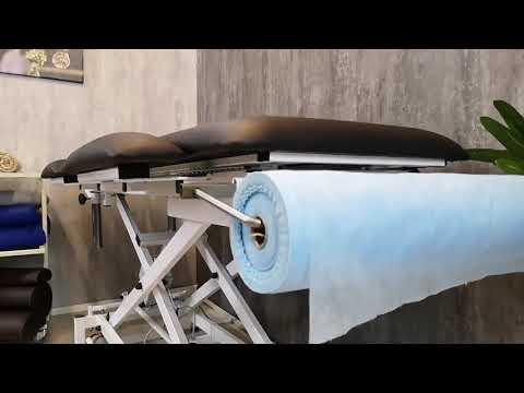 Массажный стол с электроприводом X103 Гелиокс