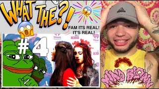 """FIFTH HARMONY (Its REAL! It's REAL FAM!) """"Camren Crack#4"""" REACTION !!"""