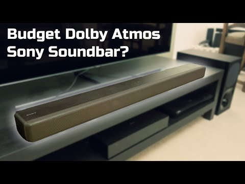 External Review Video SoZXd0op3pg for Sony HT-G700 3.1-Channel Soundbar w/ Wireless Subwoofer