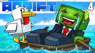 Minecraft: ADRIFT - THE GREAT DISCOVERY!! (Ep.4)