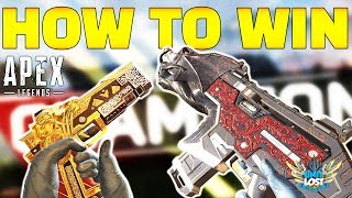 How to Win Apex Legends