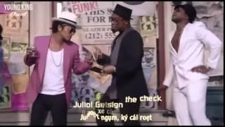 Lyrics+Vietsub Uptown Funk   Mark Ronson ft Bruno Mars