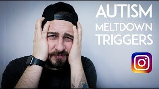 ASPERGERS MELTDOWN Triggers do YOU Feel like THIS?