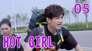 HOT GIRL  EP05(Dilraba,Ma Ke)麻辣变形计