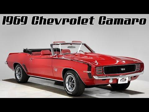 Video of '69 Camaro - PRX9