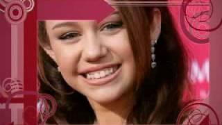 Miley Cyrus - the pout!!!