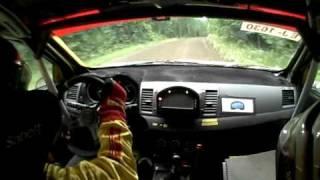Rally onboard x170 camera - with SA's Jon Williams