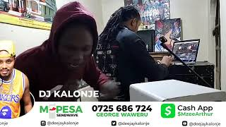 MC D MAJAIL FT DJ KALONJE PRESENTS FULIZAA VOLUME 24 MIXX LIVE VIDEO