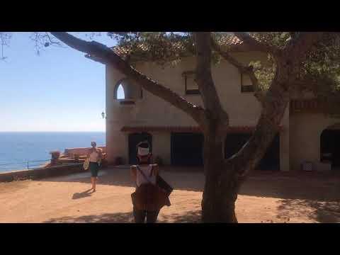 Yoga Class Site Costa Brava Spain Into The Wild Spaces