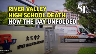 River Valley High School death: A timeline