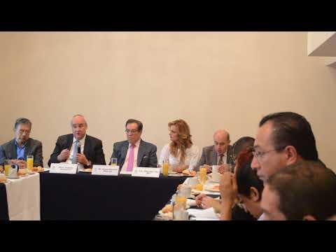 Gustavo Uruchurtu reconoce beneficios del TLC