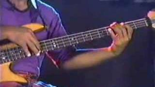 Victor Wooten   Bass Tapping Lesson