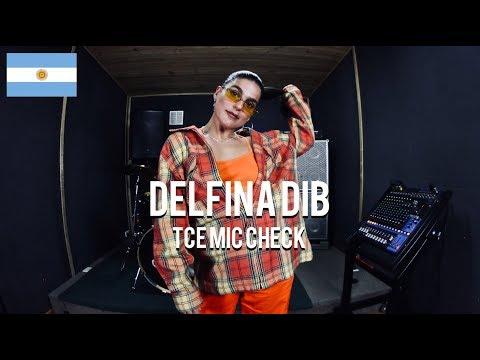 Delfina Dib - Mio [ TCE Mic Check ]
