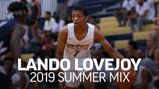 Orlando Lovejoy is on the rise 👀 Official 2019 Summer Mixtape