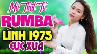 THƯ CHO VỢ HIỀN, Mở Thật To LK Rumba Nhạc Lính Tiền Chiến Xưa Đi Vào Lòng Người