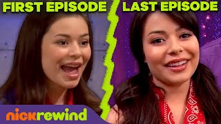 1 Moment From EVERY Episode Of ICarly! 📹 NickRewind