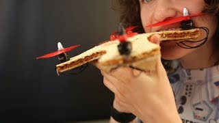 Geoscan Pioneer. Waffle drone