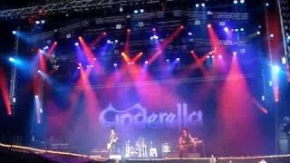 Cinderella - The Last Mile & Night Songs (Live at Sweden Rock 2010)