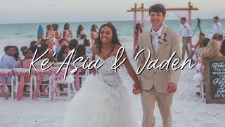 Emotional And Heartfelt Wedding Video | Best Friends Fell In Love | Destin Crystal Beach Wedding