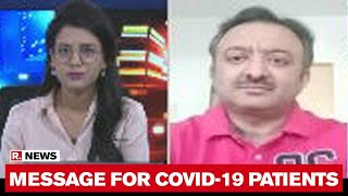 Coronavirus Survivor Rohit Dutta Sends A Message To Patients Battling COVID-19 - Download this Video in MP3, M4A, WEBM, MP4, 3GP