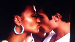 Cutest movie kiss ever - Christina Milian Bring it on fight