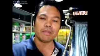 PORTABLE SOLAR ROOM LIGHT inventor, Dennis Mercader_interviewed on OTUSA.TV_Manny Calpito Show