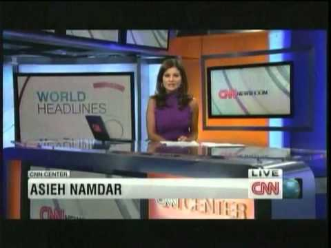 CNNi - World Headlines and CNN Newsroom (intro and music)