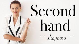 Shopping in Second Hand