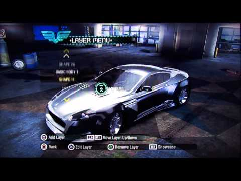 Need for Speed Carbon: Wolf's Car Tutorial