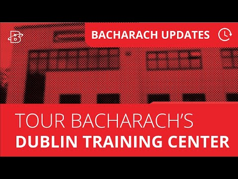Bacharach's Dublin Training Center Tour