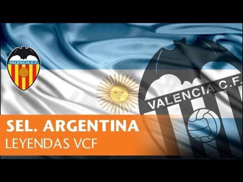 Kempes, Kily, Aimar, 'Piojo' López, Ayala, Pellegrino... El Valencia CF y la Selección Argentina