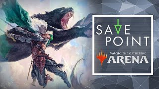 Magic: The Gathering Arena Adventures in the Forgotten Realm - Save Point w/ Becca Scott (Gameplay)