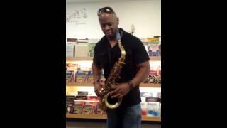 52nd Street Eastman tenor demo Phillip Whack