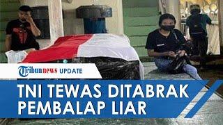 Anggota TNI Tewas Ditabrak Pembalap Liar di Gorontalo, Penabrak Juga Pendarahan hingga Meninggal