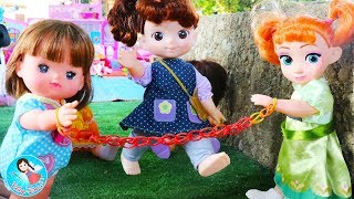 ละครสั้น ตอน การละเล่นไทย การละเล่นพื้นบ้าน ของเล่นตุ๊กตาเมลจัง ตุ๊กตาเจ้าหญิง