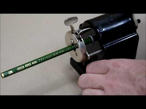 ASW Modell 120 Bleistiftspitzer / pencil sharpener
