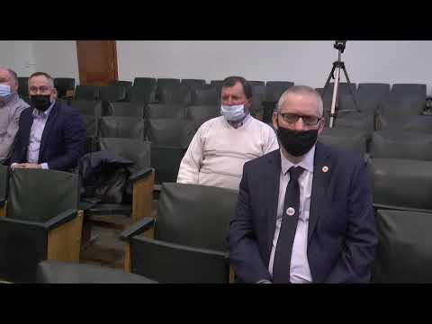 Состоялось заседание комиссии по предупреждению возникновения заболеваний домашних и диких свиней африканской чумой