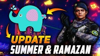 Summer & Ramadan Event In India 😱🔥 Esports Updates ? Gaming Aura - Free Fire