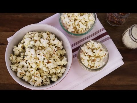 Appetizer Recipes – How to Make Italian Popcorn