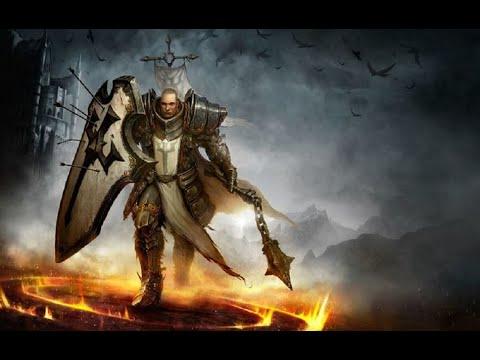 Diablo III Крестоносец, часть 1