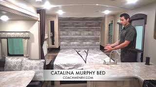 Coachmen Catalina Insider: Murphy Bed