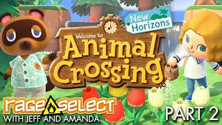 Animal Crossing: New Horizons - The Dojo (Let's Play) - Part 2