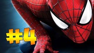 Прохождения ► The Amazing Spider Man 2 ► #4 - Битва с Шокером. [Rus HD]