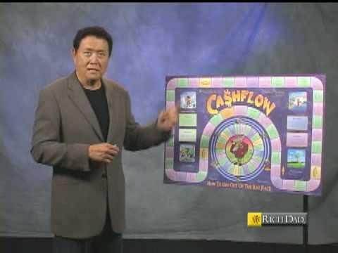 Robert Kiyosaki -  The CASHFLOW Game