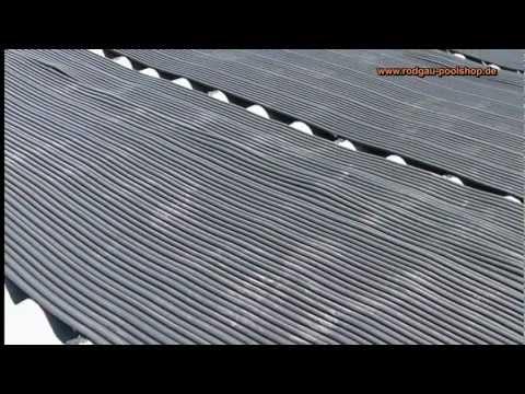 "Poolheizung - ""EPDM - Solarabsorber Eccolar"" von Rodgau-Pool"
