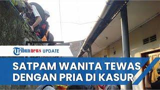Satpam Wanita di Tasikmalaya Ditemukan Tewas di Atas Kasur Indekos bersama Seorang Pria Tak Dikenal