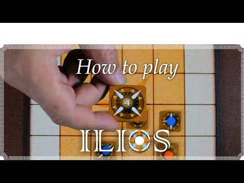 How to play ILIOS