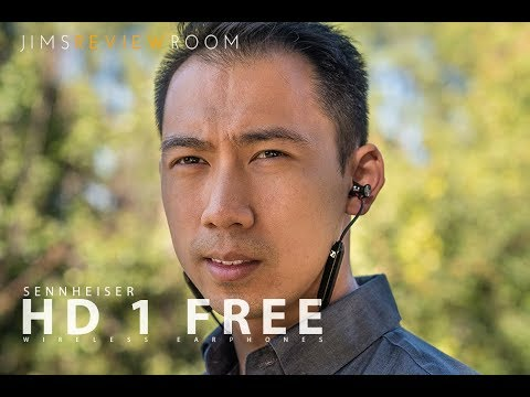 Sennheiser HD 1 Free Earphone - REVIEW